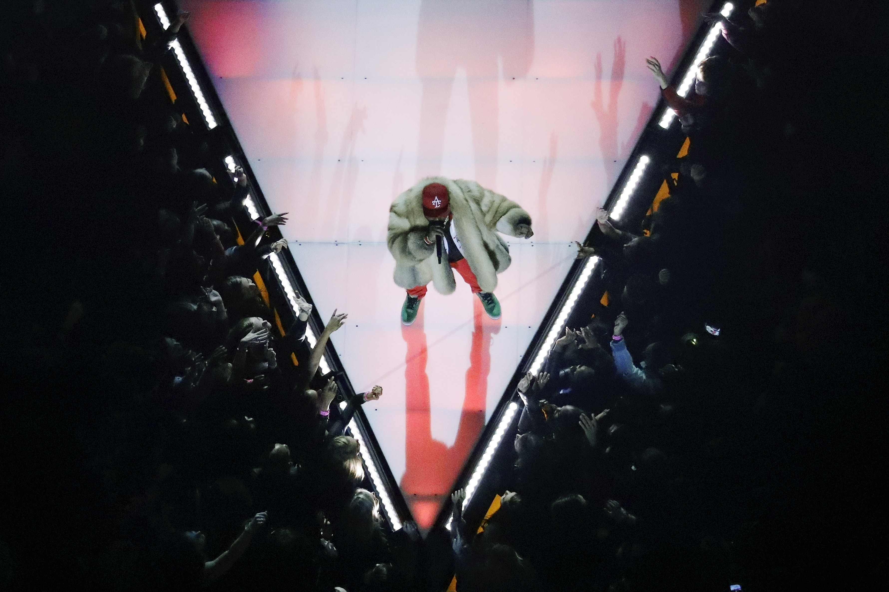 "<div class=""meta image-caption""><div class=""origin-logo origin-image ap""><span>AP</span></div><span class=""caption-text"">Big Boi performs during halftime of the NFL Super Bowl 53 football game between the Los Angeles Rams and the New England Patriots Sunday, Feb. 3, 2019, in Atlanta. (AP Photo/Morry Gash)</span></div>"