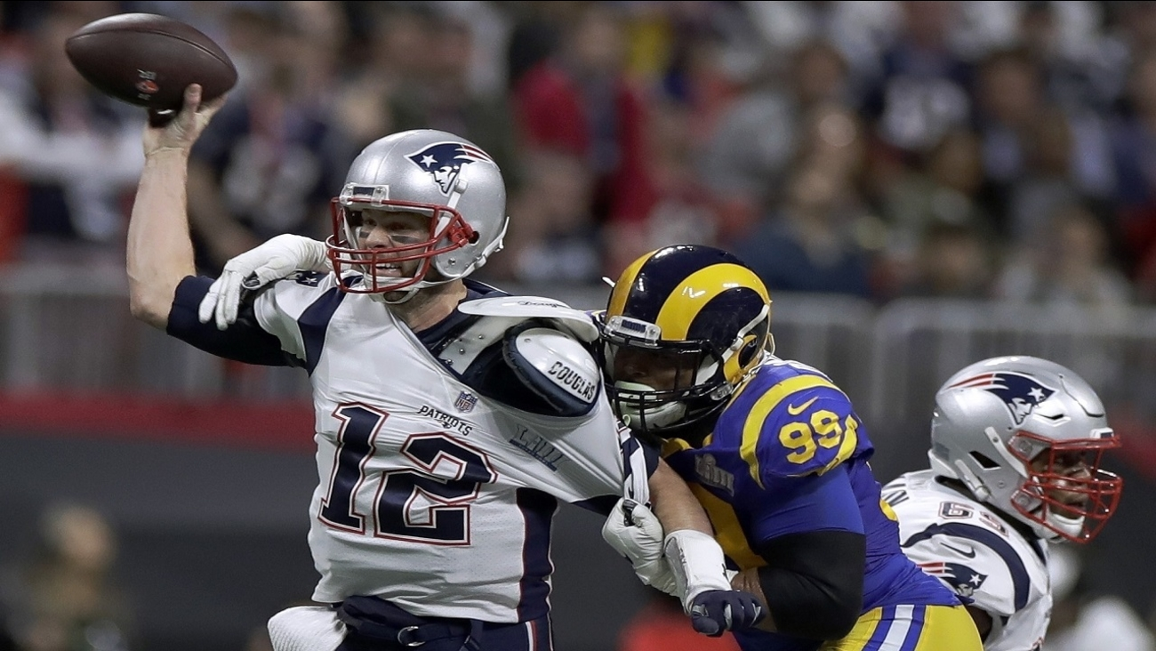42489d1b New England Patriots win Super Bowl LIII, beat Los Angeles Rams 13-3 ...