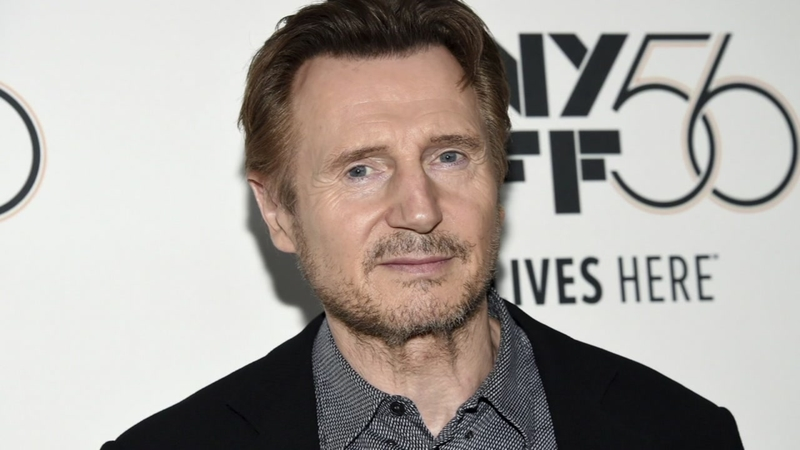Liam Neeson admits he once contemplated a racist revenge attack