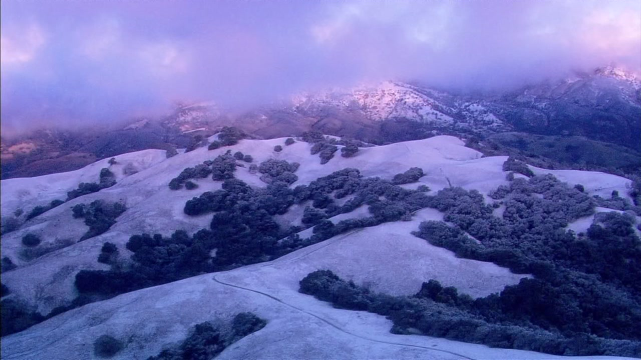 <div class='meta'><div class='origin-logo' data-origin='none'></div><span class='caption-text' data-credit='KGO-TV'>SKY7 was over the snow on Mt. Diablo on Tuesday, Feb. 5, 2019.</span></div>