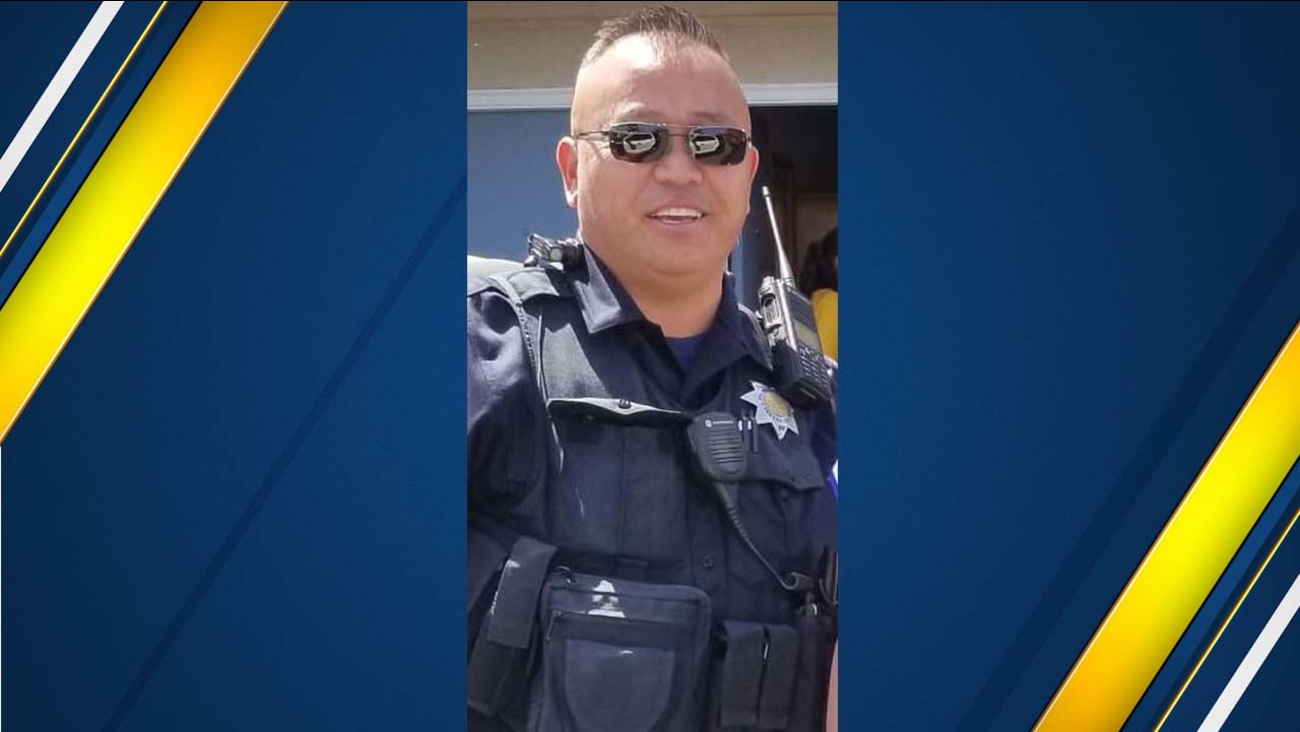 Several Services To Be Held To Honor Fresno Police Officer Phia Vang