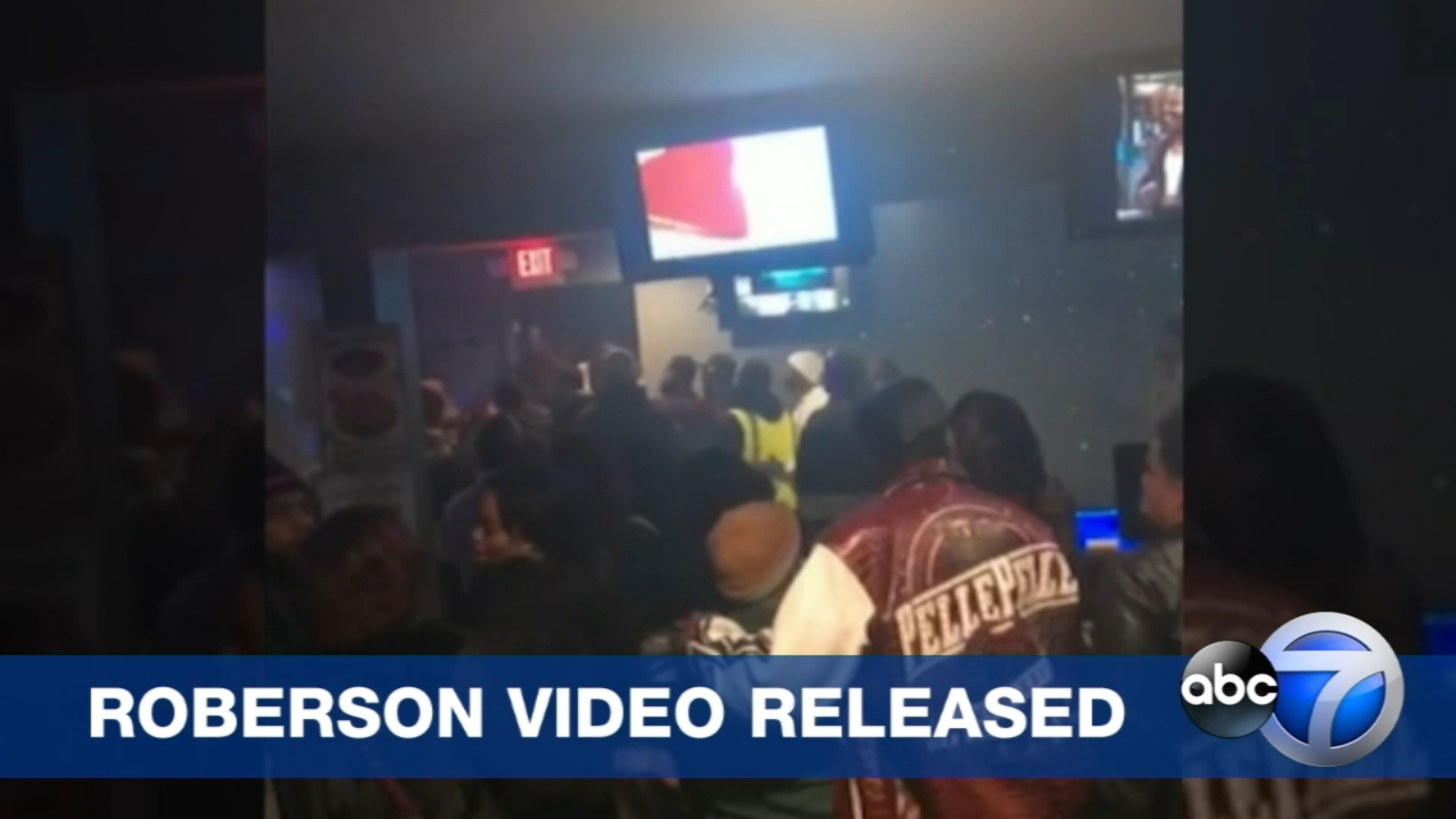Video from night of Robbins nightclub shooting by Midlothian ...