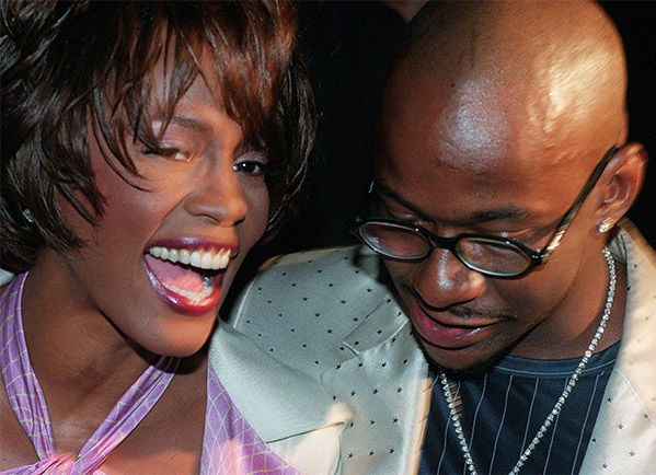 """<div class=""""meta image-caption""""><div class=""""origin-logo origin-image none""""><span>none</span></div><span class=""""caption-text"""">Mar. 1998: With her husband Bobby Brown arrive for the Versace Fall 1998 fashion show in New York. (Photo/AP Photo)</span></div>"""