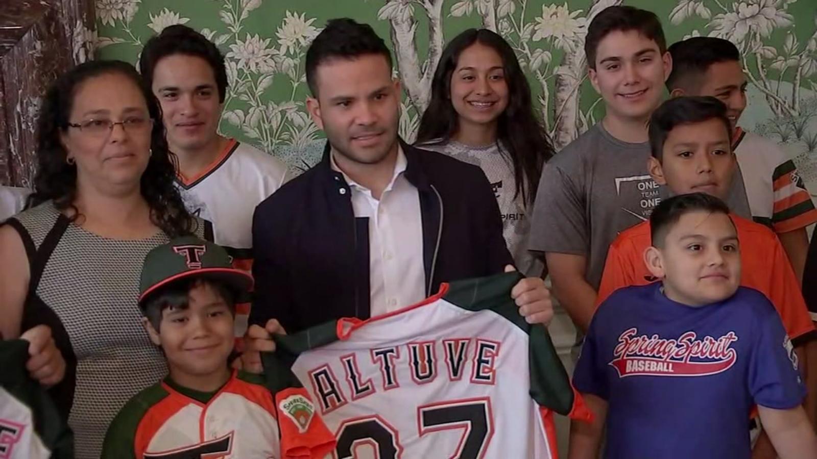 Jose 2019 In Astros Confident Altuve