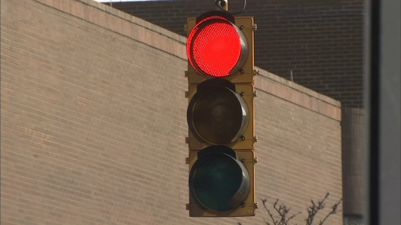 Wilmington's red light camera locations approved by DelDOT