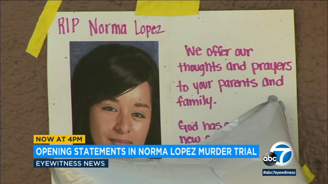 In memory of Norma lopez