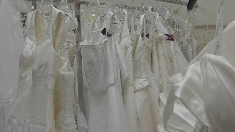 What S The Deal Deep Discounts At The Goodwill Bridal Sale 6abc Philadelphia,How To Choose A Wedding Dress Silhouette