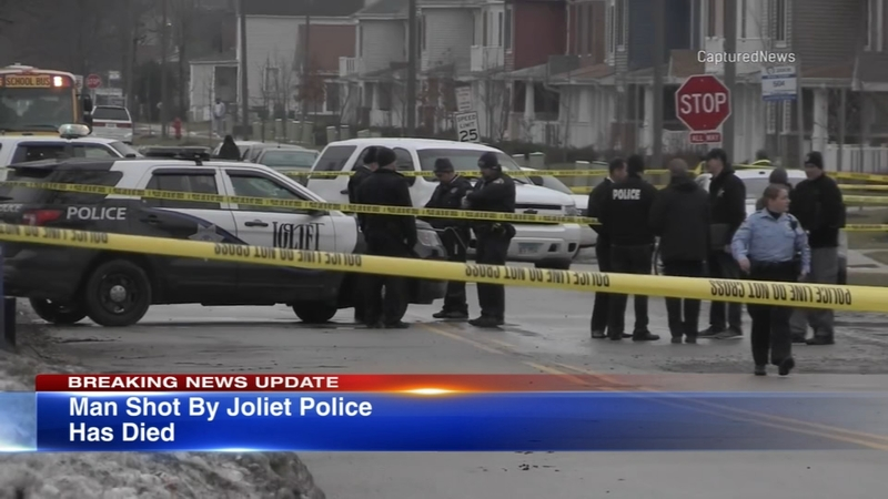 Joliet police fatally shoot man while investigating bank robbery