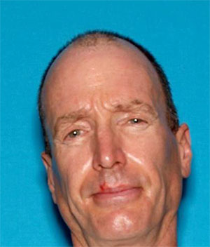 Mike Montana, 54, is seen in a photo from the San Diego Police Department.