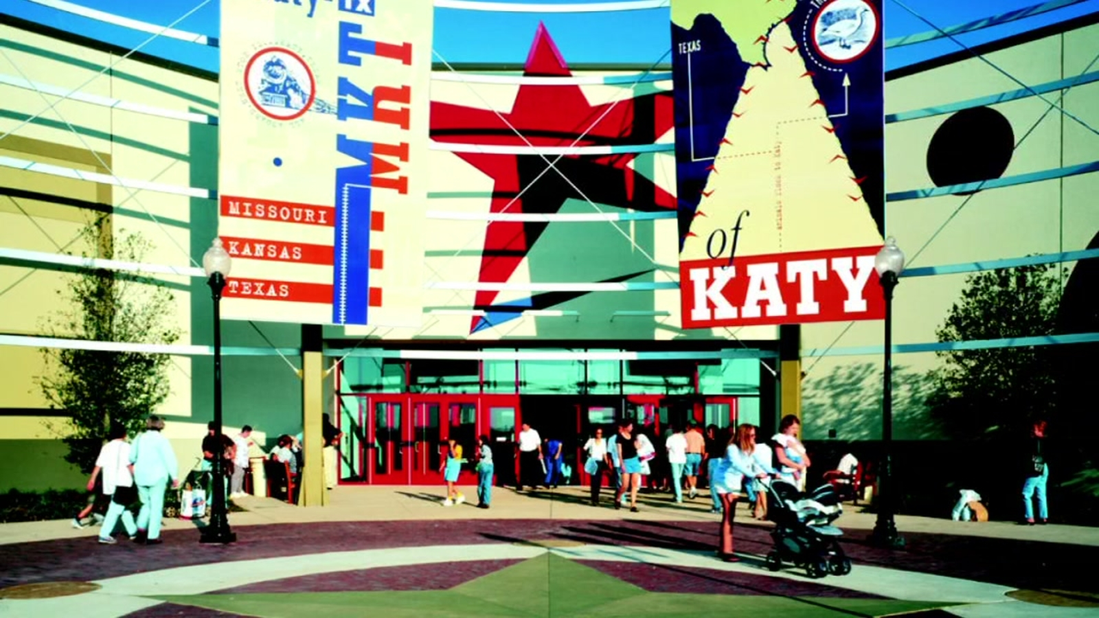 Katy Mills Mall Steps Into 21st Century With Modern Look New Technology Abc13 Com