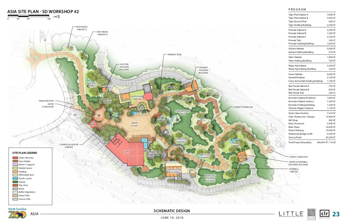 NC Zoo announces multi-million dollar expansion plan | abc11.com