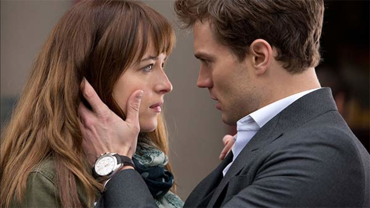 School probes 'Fifty Shades of Grey' puzzles given to pupils