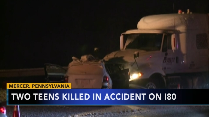 Police: Weather a factor in crash that killed 2, injured 2