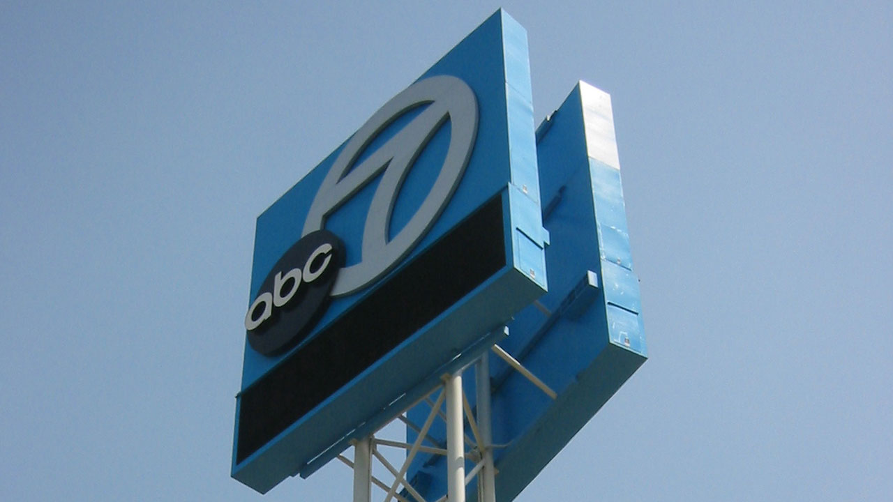 ABC7 Digital Sign