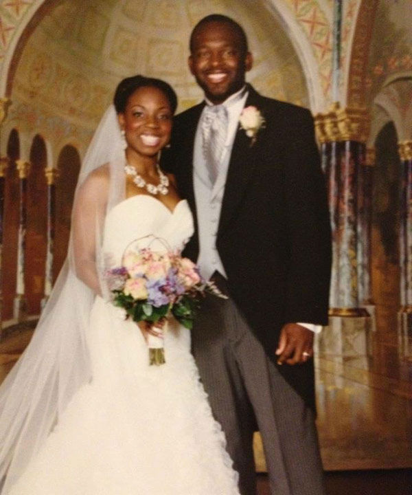 "<div class=""meta image-caption""><div class=""origin-logo origin-image none""><span>none</span></div><span class=""caption-text"">ABC-13 reporter Tracy Clemons on his wedding day</span></div>"