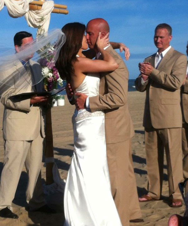 "<div class=""meta image-caption""><div class=""origin-logo origin-image none""><span>none</span></div><span class=""caption-text"">ABC-13 Natasha Barrett and her hubby on their special day at a beautiful beach</span></div>"