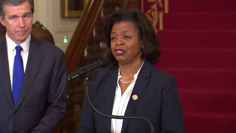 475e3ad6 Cheri Beasley to become first African American woman Chief Justice ...