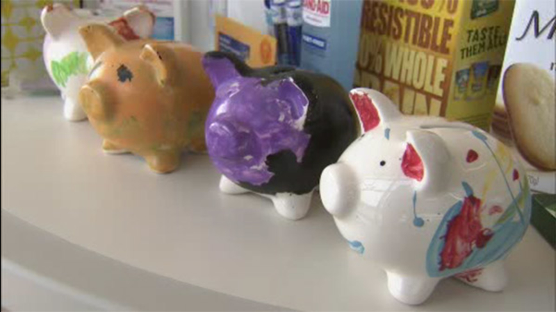 VIDEO: Adopt a Pig to help a child battling cancer