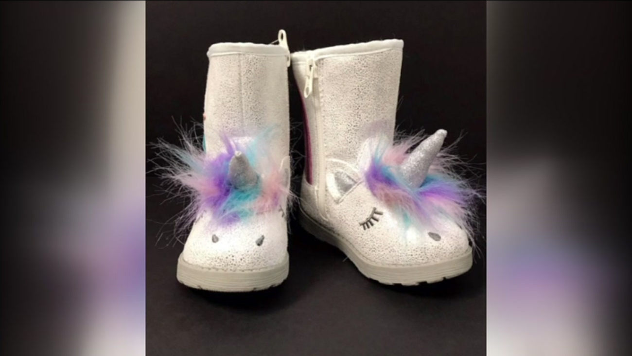 Image result for TARGET UNICORN BOOT RECALL