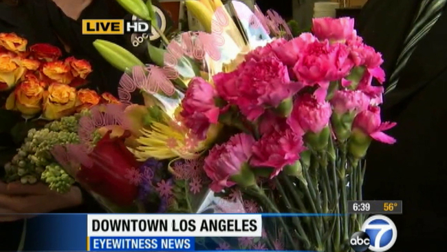 Get deals on mothers day flowers in downtown la abc7 mightylinksfo