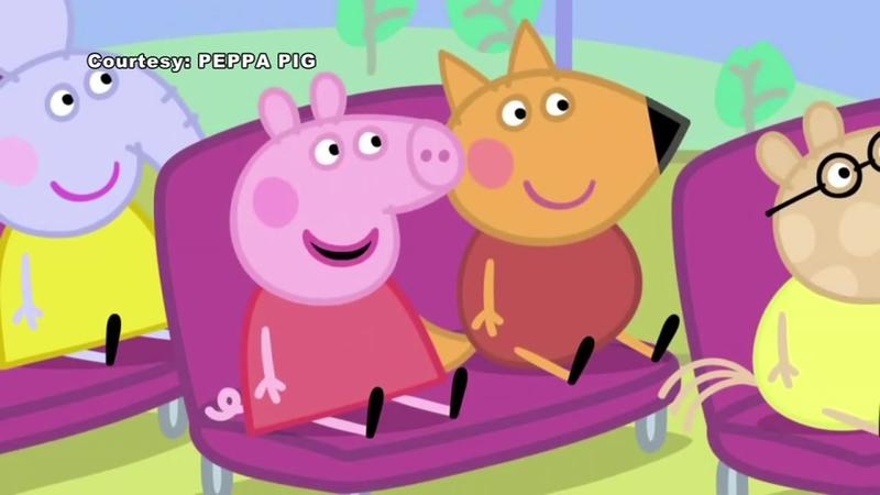 American Kids Adopting British Accents Because Of Peppa Pig