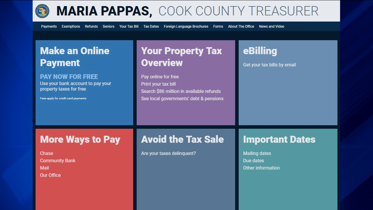 Senior citizens: Are your Cook County property taxes ...