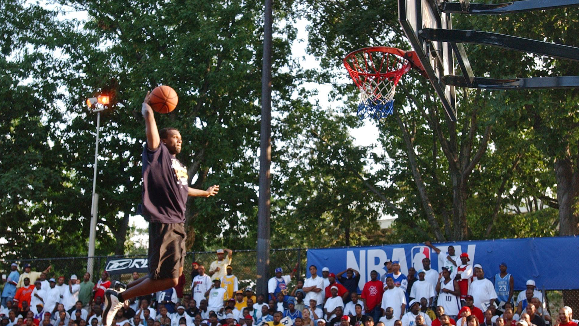 Harlem S Rucker Park Rich In Basketball History And Black History