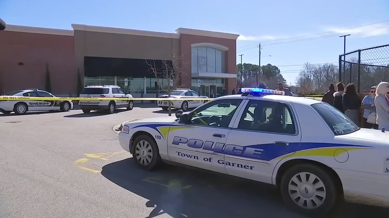 Two shot at Walgreens in Garner, suspect caught at Golden Corral in Raleigh
