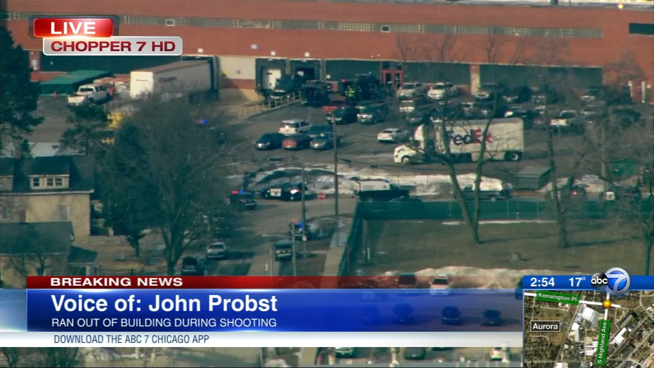 Aurora shooting: 5 dead, multiple wounded including officers