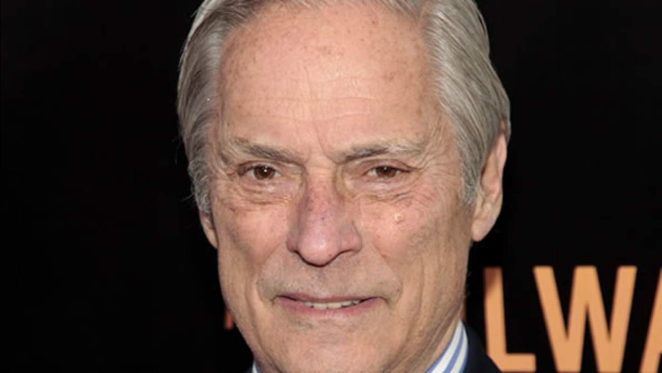 Bob Simon attends the CBS Upfront presentation in New York on Wednesday, May 19, 2010.
