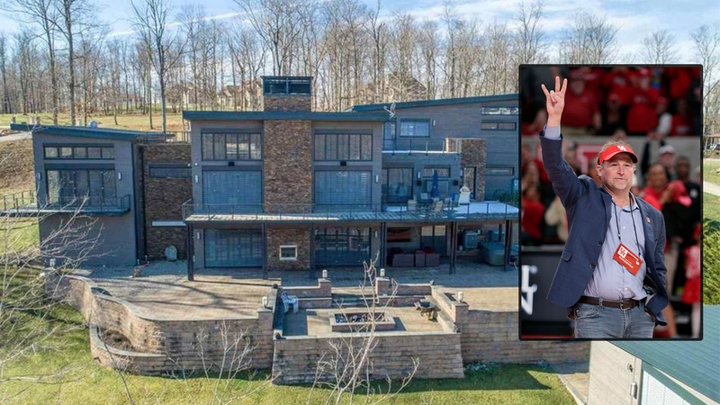 Step inside Dana Holgorsen's West Virginia home which is currently on the  market