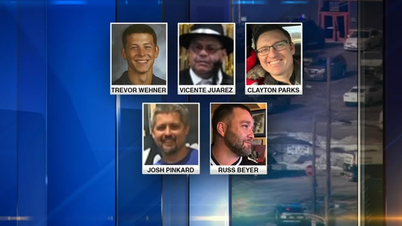 Aurora Shooting Victims What We Know About Those Killed In Henry Pratt Co Warehouse Shooting Abc7 Chicago