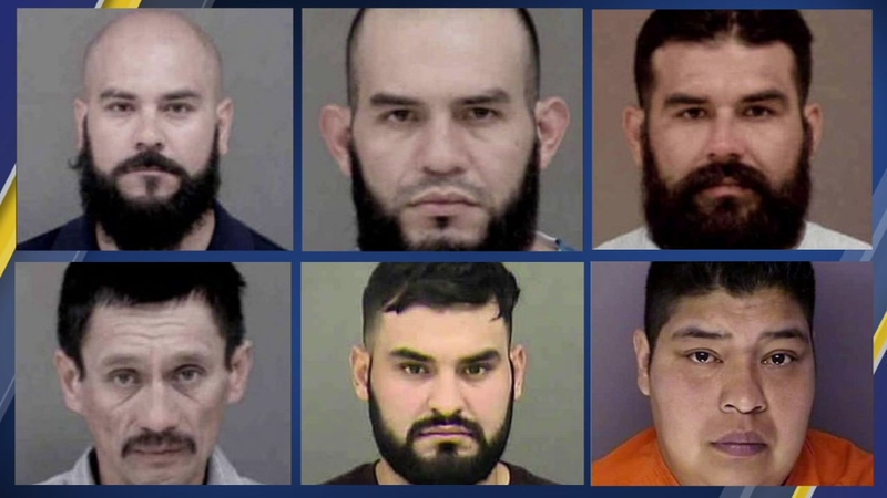 6 undocumented immigrants tied to drug cartel, drug trafficking in NC