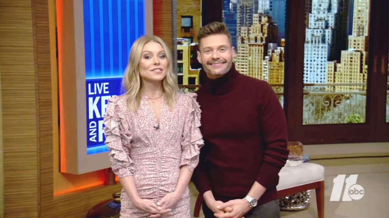 LIVE WITH KELLY AND MICHAEL GIVEAWAY