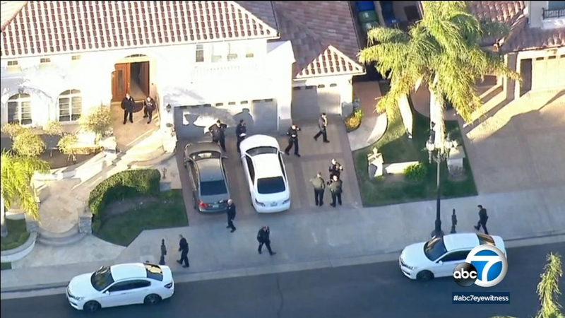 3 dead at Porter Ranch home