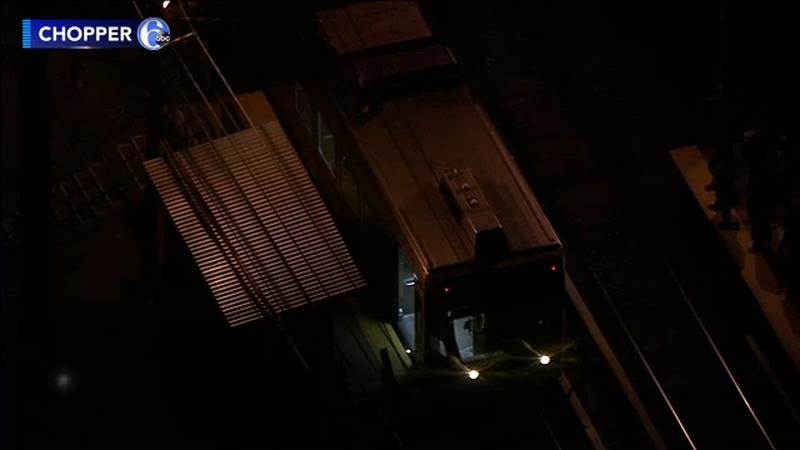 Septa Trains Strike 2 People 1 Killed