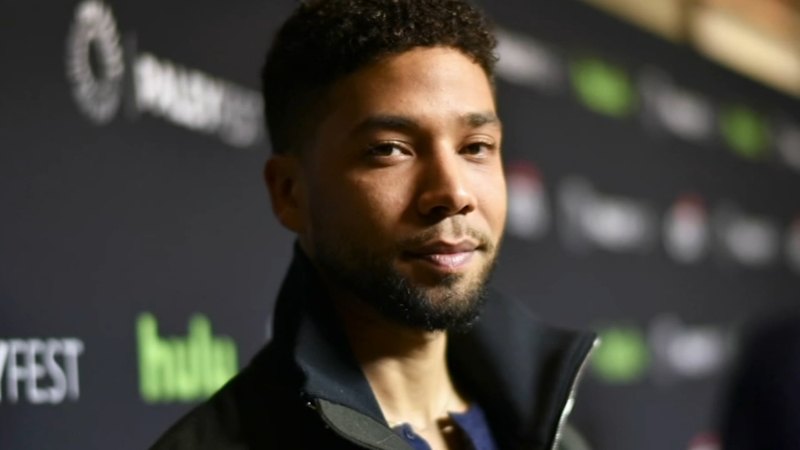 Jussie Smollett charged with disorderly conduct for filing false police  report, prosecutors say