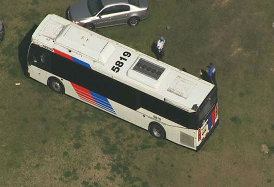 """<div class=""""meta image-caption""""><div class=""""origin-logo origin-image none""""><span>none</span></div><span class=""""caption-text"""">A METRO bus and at least one other vehicle were involved in an accident in northeast Houston.  SkyEye HD captured these images over the crash site. (KTRK Photo/ KTRK/SkyEye HD)</span></div>"""