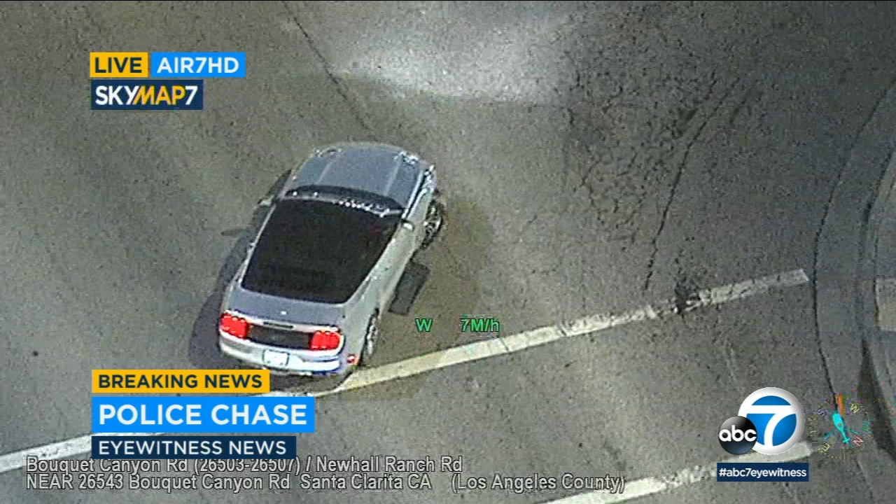 police chase | abc7 | abc7