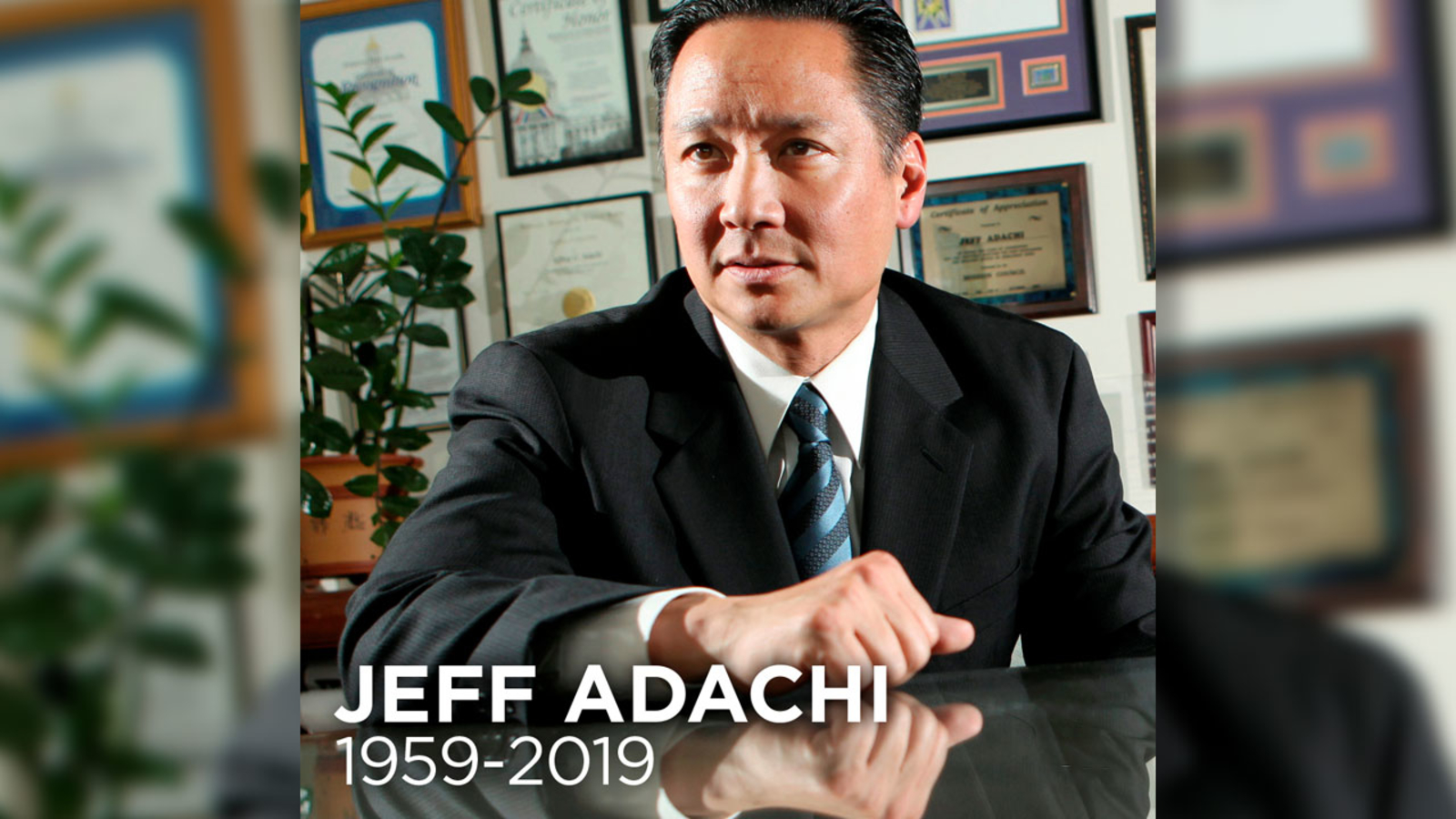 San Francisco Public Defender Jeff Adachi has died, sources say