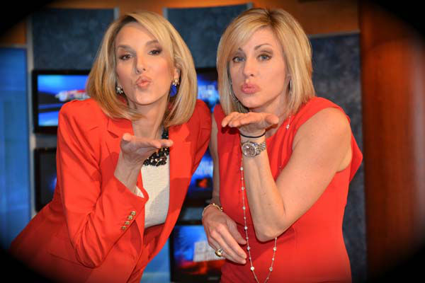 """<div class=""""meta image-caption""""><div class=""""origin-logo origin-image none""""><span>none</span></div><span class=""""caption-text"""">Here's a Valentine's kiss from Ilona Carson and Jessica Willey (KTRK Photo)</span></div>"""