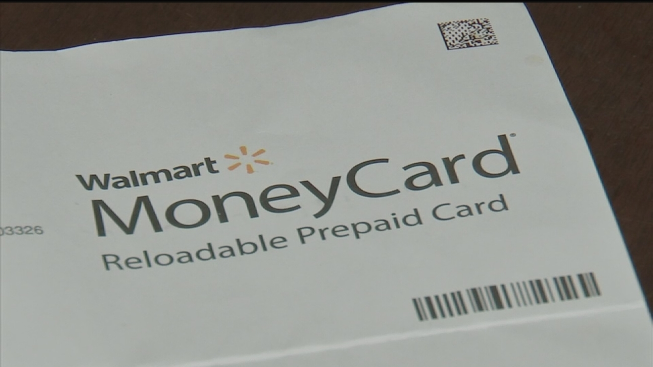 Woman S Request To Put Tax Refund On Pre Paid Cards Turns Into