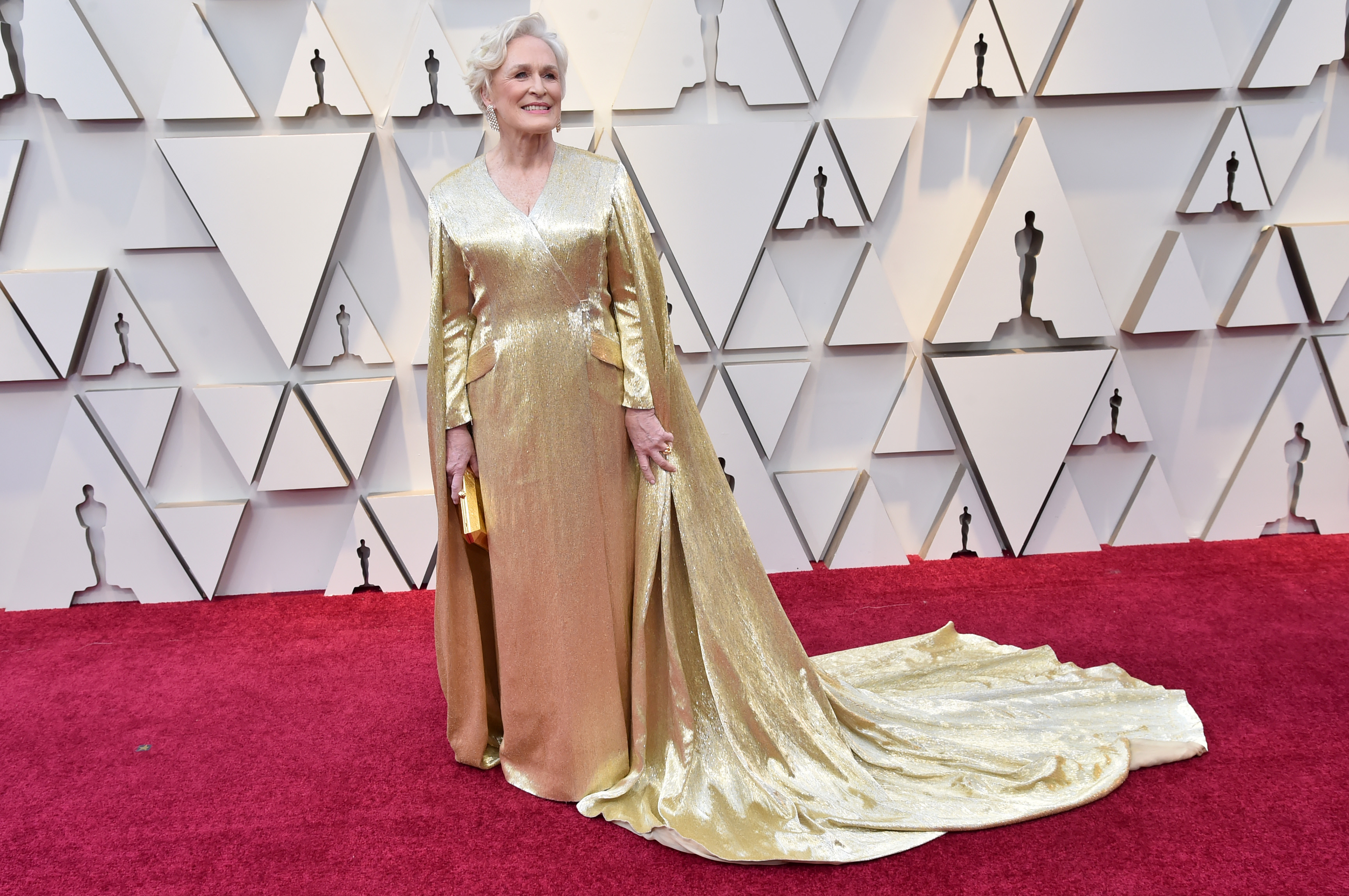 Image result for glenn close oscars 2019
