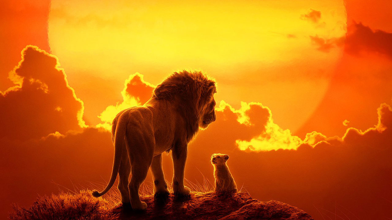 'The Lion King': Watch first official teaser trailer