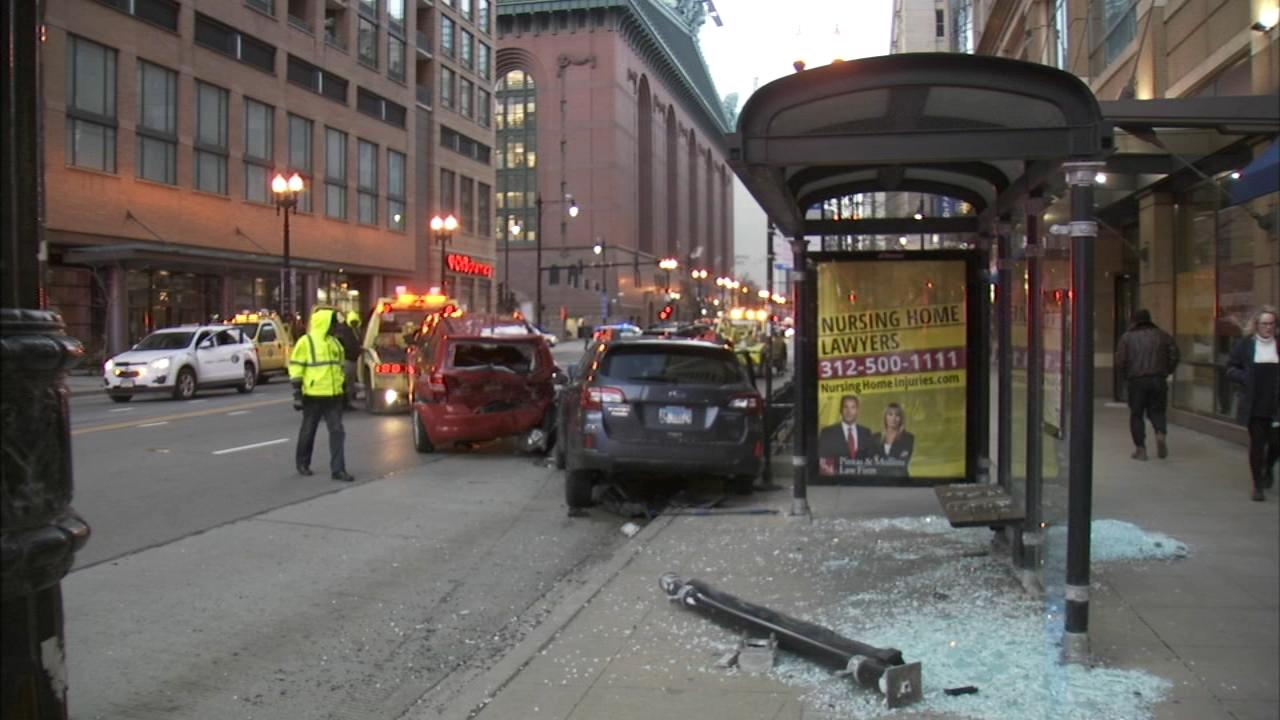 Crash Madison Plan State Street >> Pedestrian Struck Abc7chicago Com