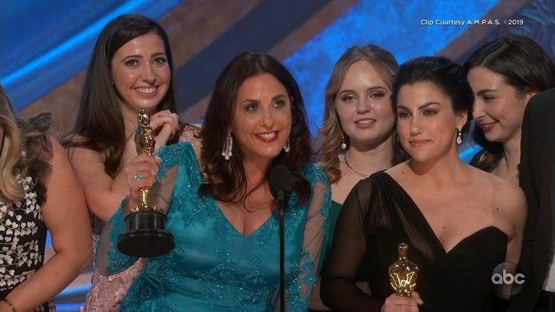 SoCal teacher wins Oscar for best short documentary
