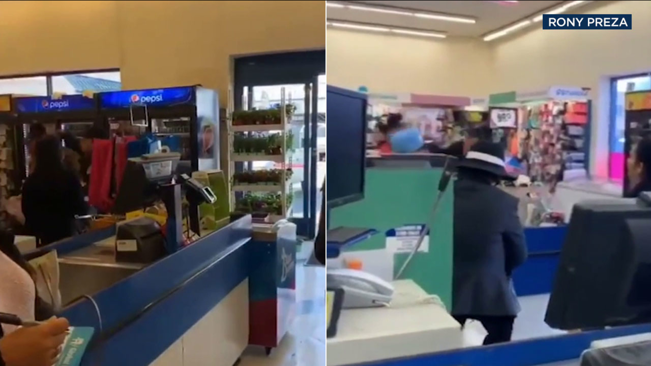 Image result for VIDEO: Security guard punches woman suspected of shoplifting at 99 Cents Only Store