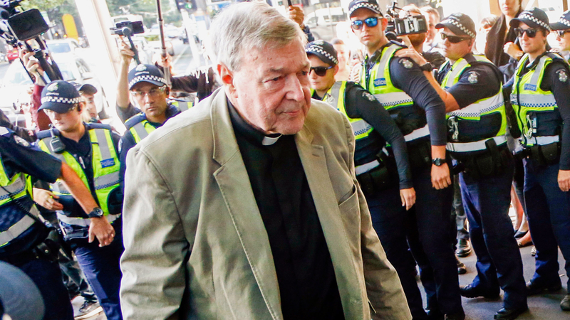 Top Catholic church leader convicted of sex abuse