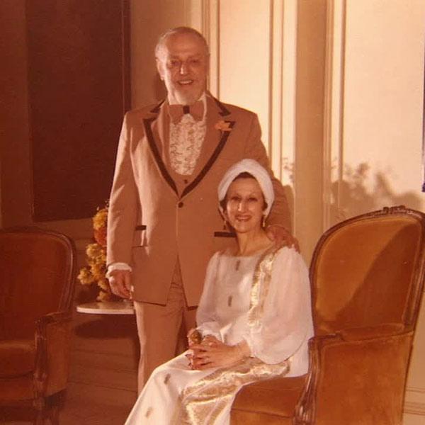 James and Essie Effron