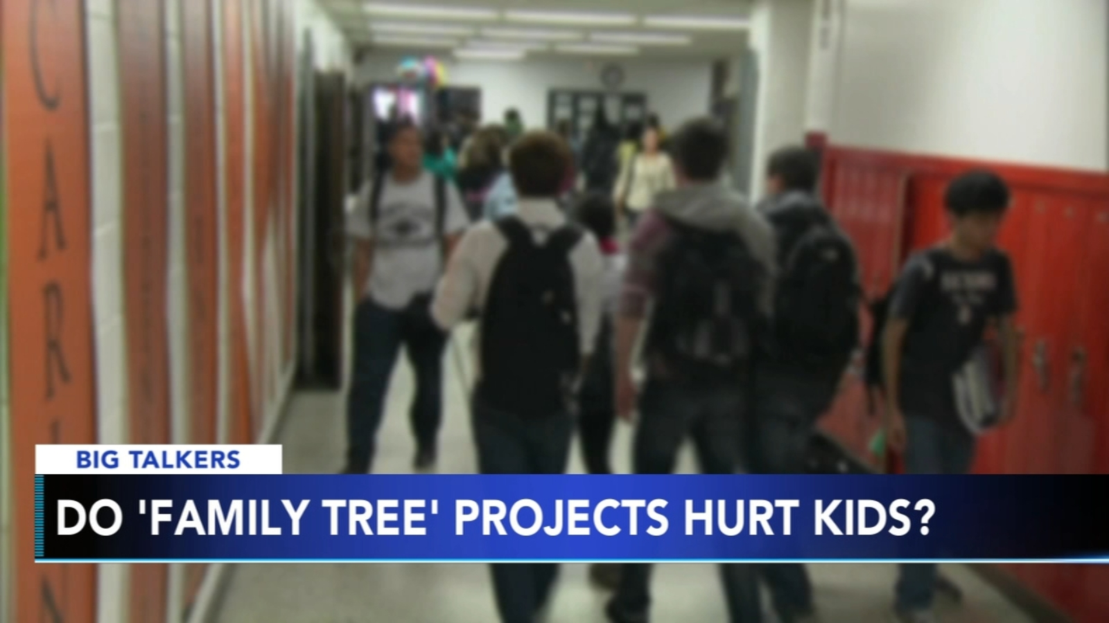 Mom of adopted kids challenges school family tree projects